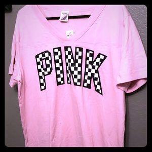 Bnwt Pink Tee